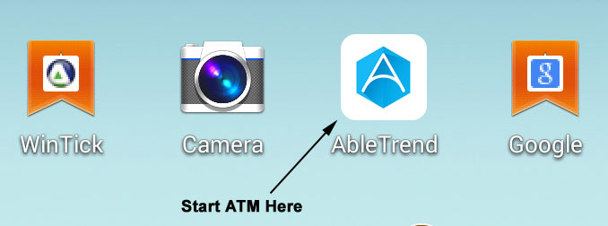 AbleTrend Mobile Quick Start